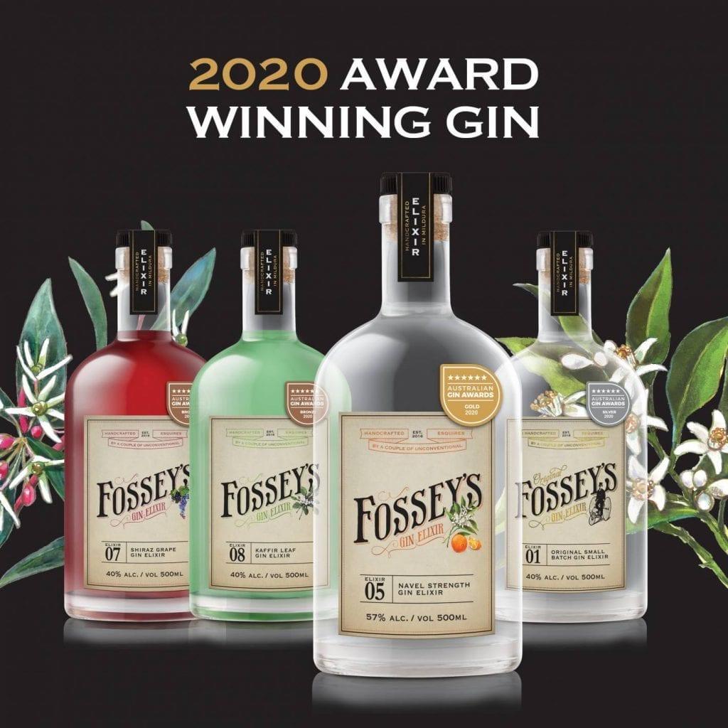 fossey's wins 4 awards in 2020